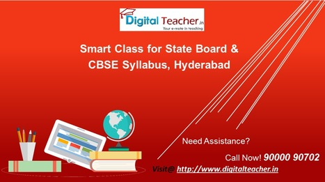Smart School Education - Digital Teacher