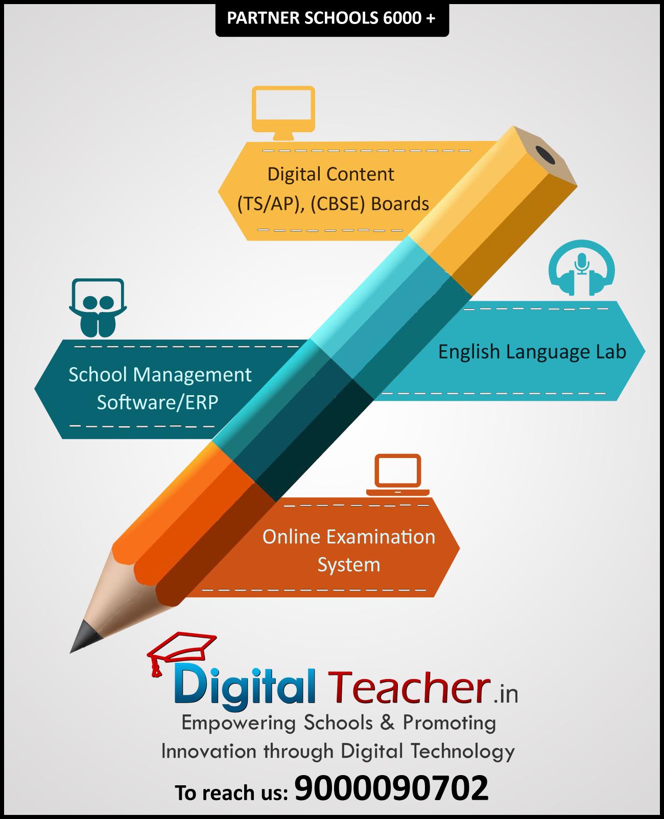 Digital Classrooms for Schools