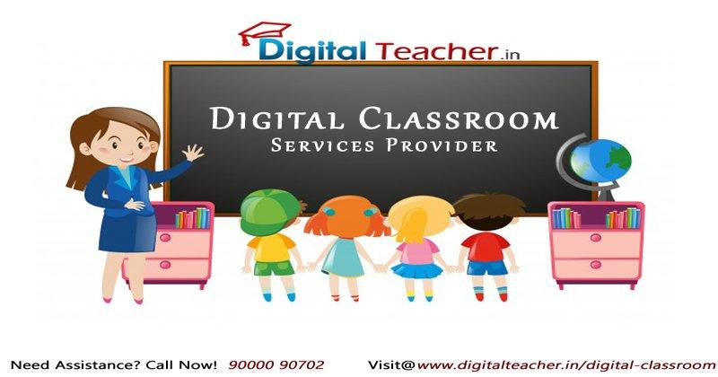 digital classroom service provider