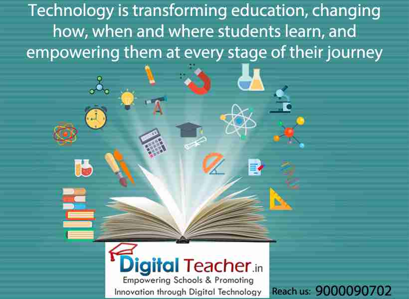 Smart Classroom Solution - Digital Teacher