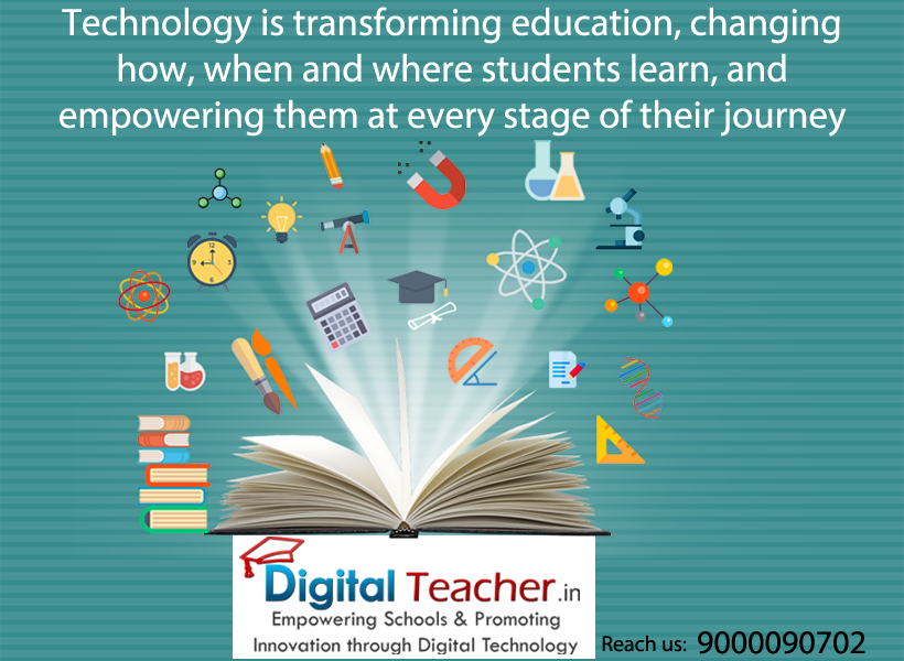 Smart Class solution - Digital Teacher