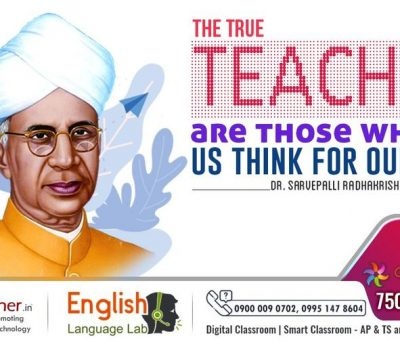 The True Teachers Are Those Who Help Us Think For Ourselves