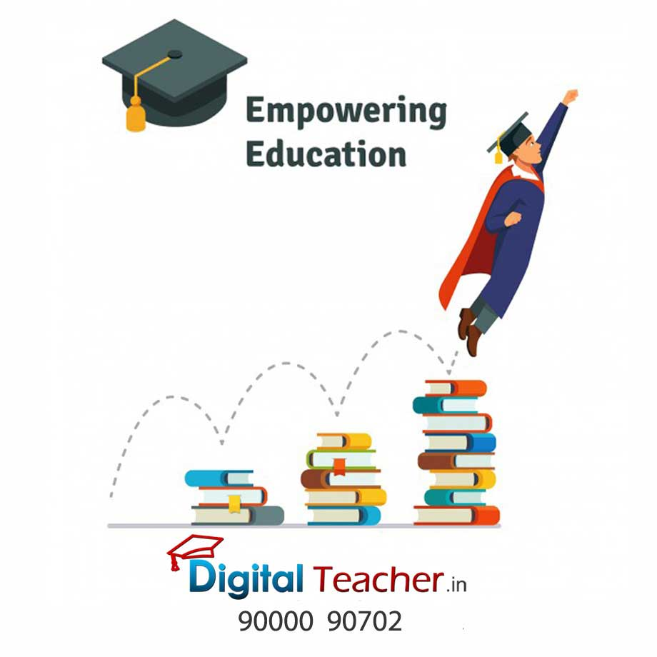 We are empowering the Education - Digital Teacher