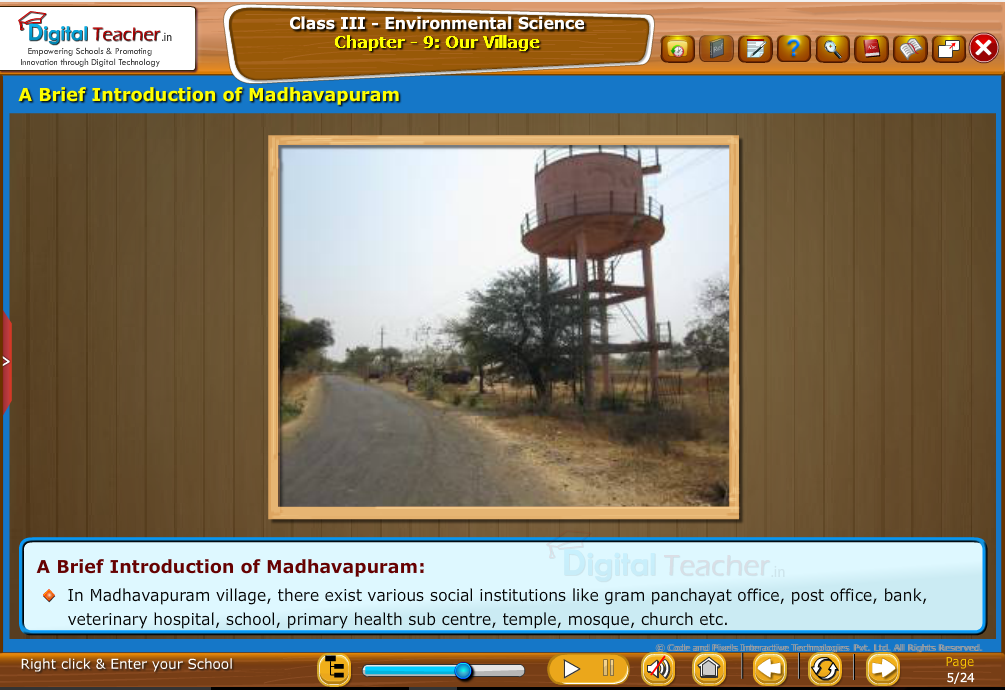 A brief introdction of mahadevapuram