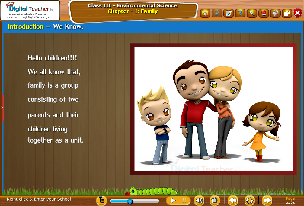 Family-Introduction-We know