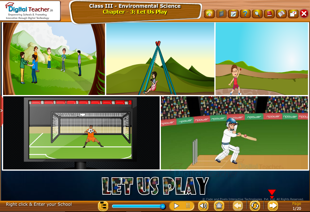 Let us play