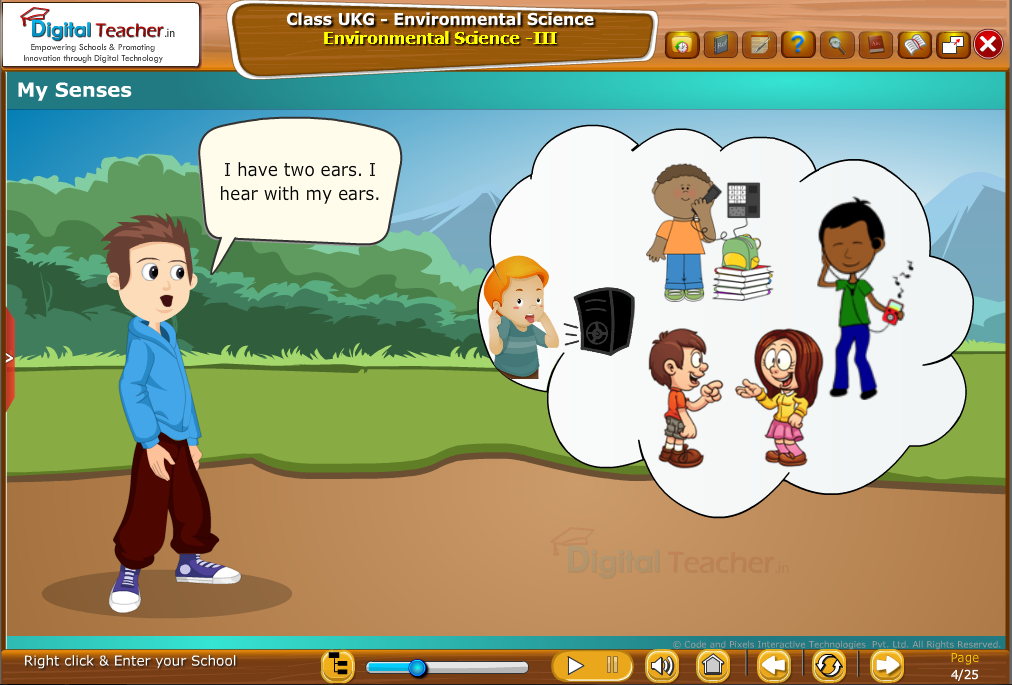 My Senses - Ears