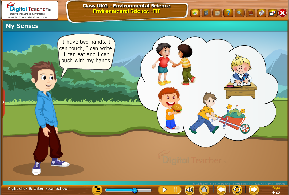 My Senses - Hands
