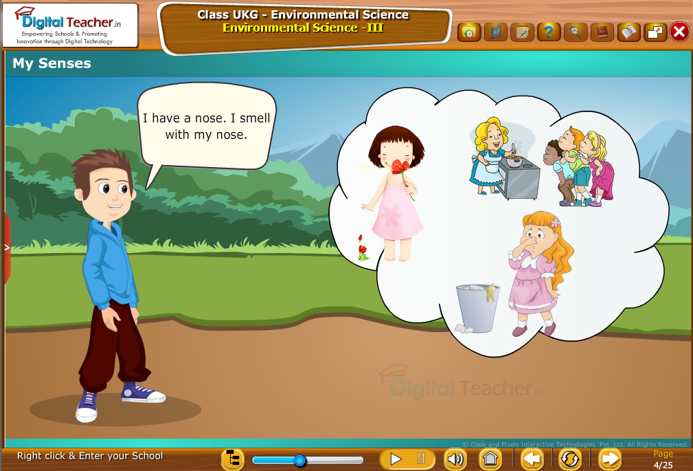 My senses - Nose