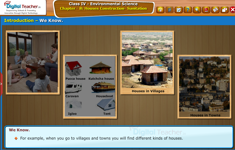 houses constructtion- we know