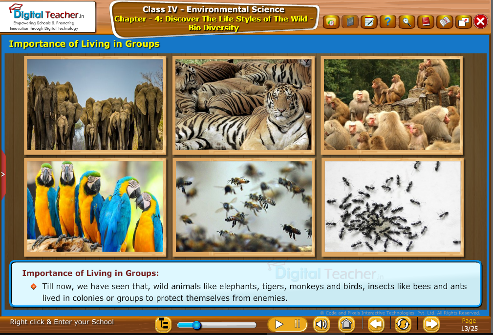 importanc of living group
