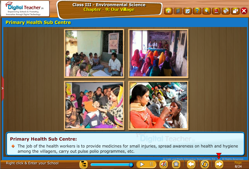 primary health sub centre