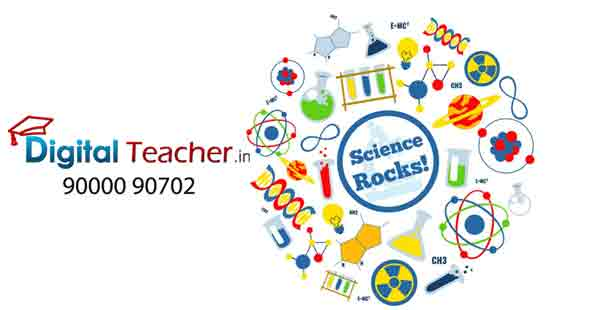 Love science - Digital Teacher