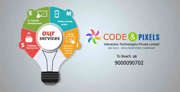Code and Pixels Services - Software development, eContent development & IETM