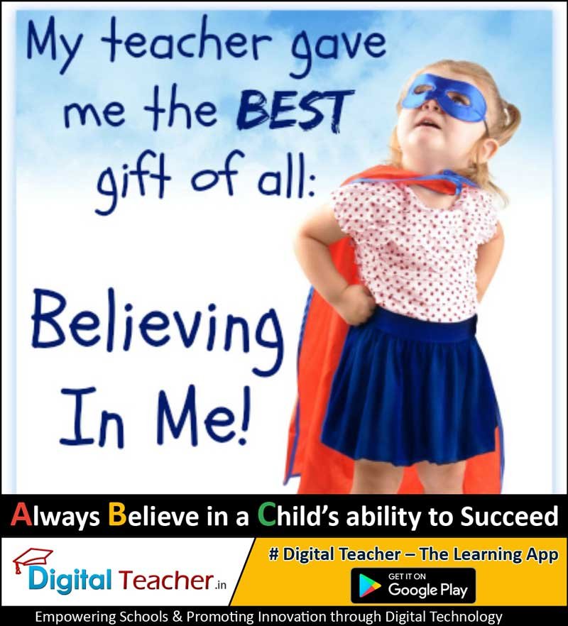 Digital teacher gives the best gift for all – learning app