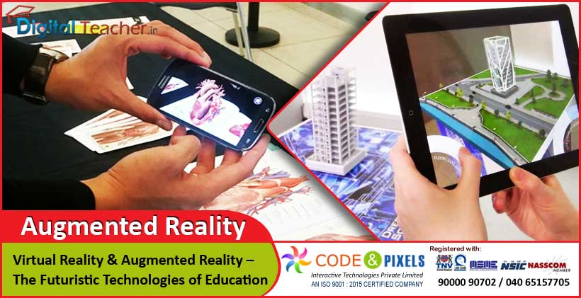 The featuristic technologies of education - Virtual Reality and Augmented Reality
