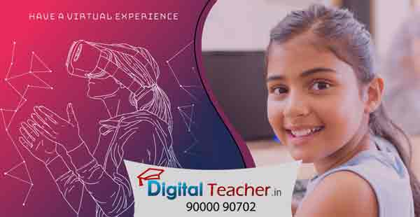 Virtual experience - Digital Teacher