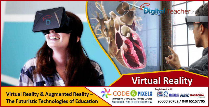 Experience Virtual Reality with Digital Teacher